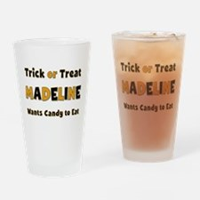 Madeline Trick or Treat Drinking Glass