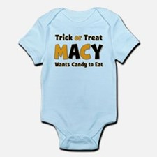 Macy Trick or Treat Body Suit