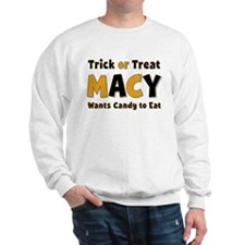 Macy Trick or Treat Sweater