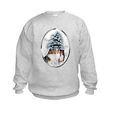 Shetland Sheepdog Christmas Sweatshirt
