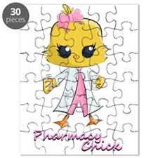Pharmacy Chick Puzzle