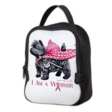 Cairn Cancer Warrior Neoprene Lunch Bag