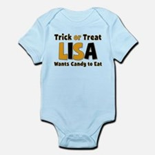 Lisa Trick or Treat Body Suit