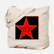 Twerk Hard Tote Bag