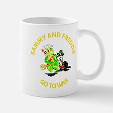 SOF - Sammy - Freddie - Go to War Mug