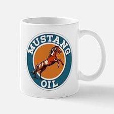 Mustang Oil Mug