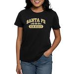 Santa Fe New Mexico Women's Dark T-Shirt