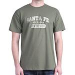 Santa Fe New Mexico Dark T-Shirt