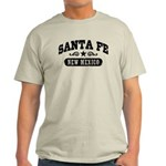 Santa Fe New Mexico Light T-Shirt