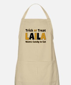 Laila Trick or Treat Apron