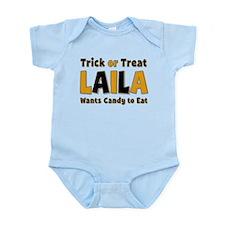 Laila Trick or Treat Body Suit