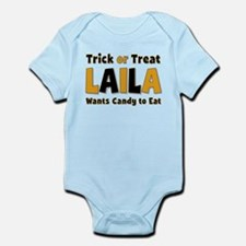 Laila Trick or Treat Body Suit