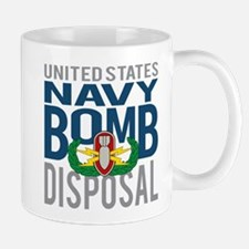 Navy Bomb Disposal Mug