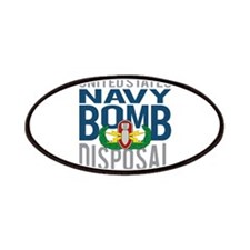 Navy Bomb Disposal Patches