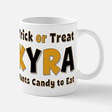 Kyra Trick or Treat Mug