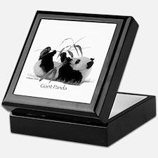 Giant Panda Keepsake Box