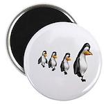 Penguin Parade Magnet