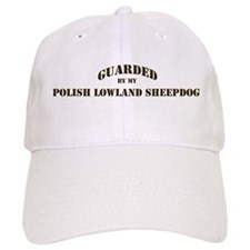 Polish Lowland Sheepdog: Guar Baseball Cap