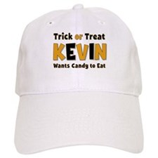 Kevin Trick or Treat Baseball Baseball Cap