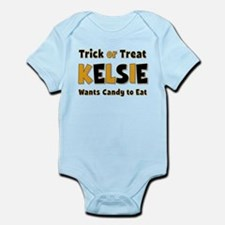 Kelsie Trick or Treat Body Suit