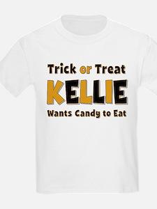 Kellie Trick or Treat T-Shirt
