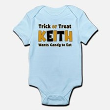 Keith Trick or Treat Body Suit