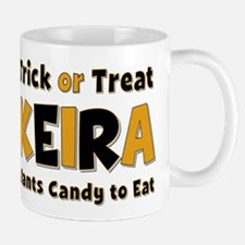 Keira Trick or Treat Mug
