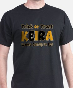 Keira Trick or Treat T-Shirt