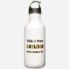 Kayleigh Trick or Treat Water Bottle