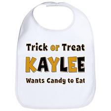Kaylee Trick or Treat Bib