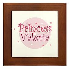 Valeria Framed Tile