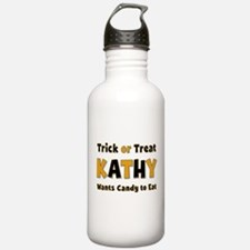 Kathy Trick or Treat Water Bottle