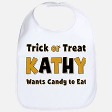 Kathy Trick or Treat Bib