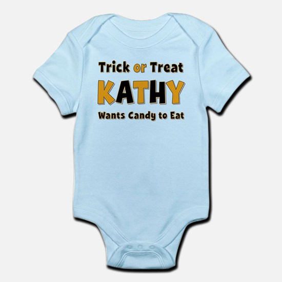 Kathy Trick or Treat Body Suit