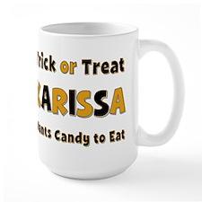 Karissa Trick or Treat Mug
