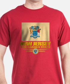 New Jersey Flag T-Shirt