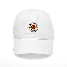 Marathon Blue Baseball Cap