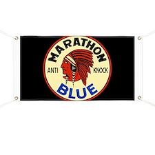 Marathon Blue Banner