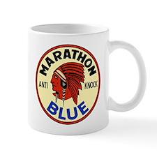 Marathon Blue Mug