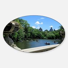 Central Park, NYC Sticker (Oval)
