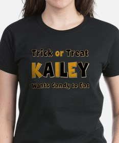 Kailey Trick or Treat T-Shirt