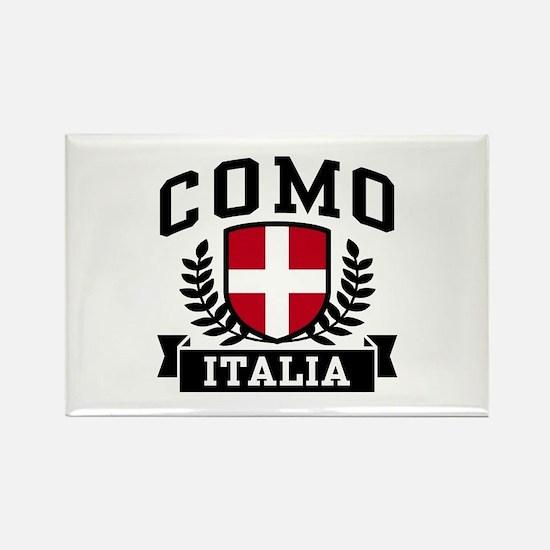 Como Italia Rectangle Magnet