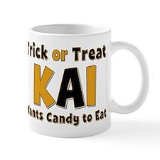 Kai Trick or Treat Mug