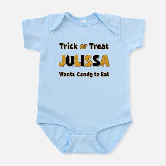Julissa Trick or Treat Body Suit