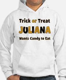 Juliana Trick or Treat Hoodie