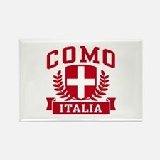 Como Italia Rectangle Magnet