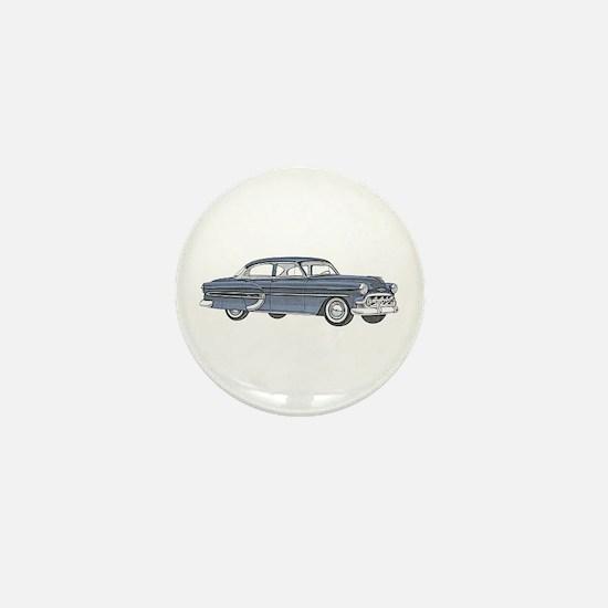 1953 car Mini Button