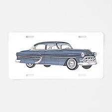 1953 car Aluminum License Plate