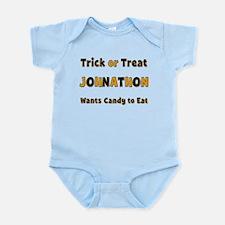 Johnathon Trick or Treat Body Suit