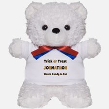 Johnathon Trick or Treat Teddy Bear